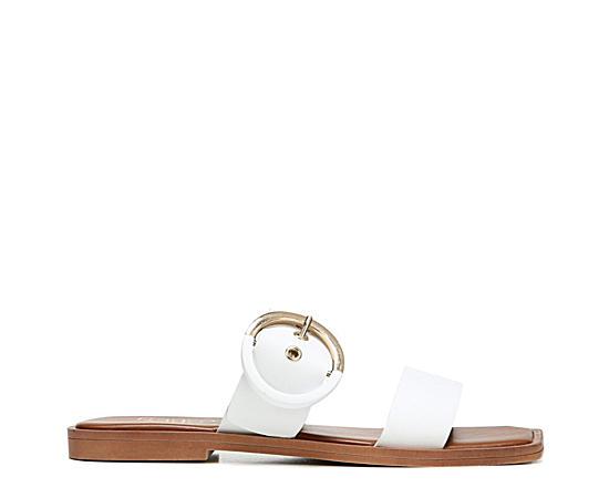 Womens Maiva Casual Flat Slide Sandal