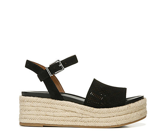 Womens Tennia Platform Sandal
