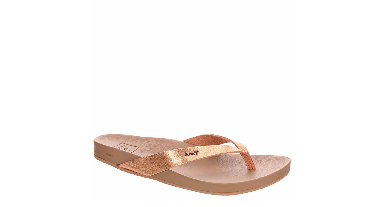 REEF Womens Cushion Bounce Court - ROSE GOLD