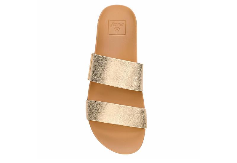 REEF Womens Cushion Bounce Vista - GOLD
