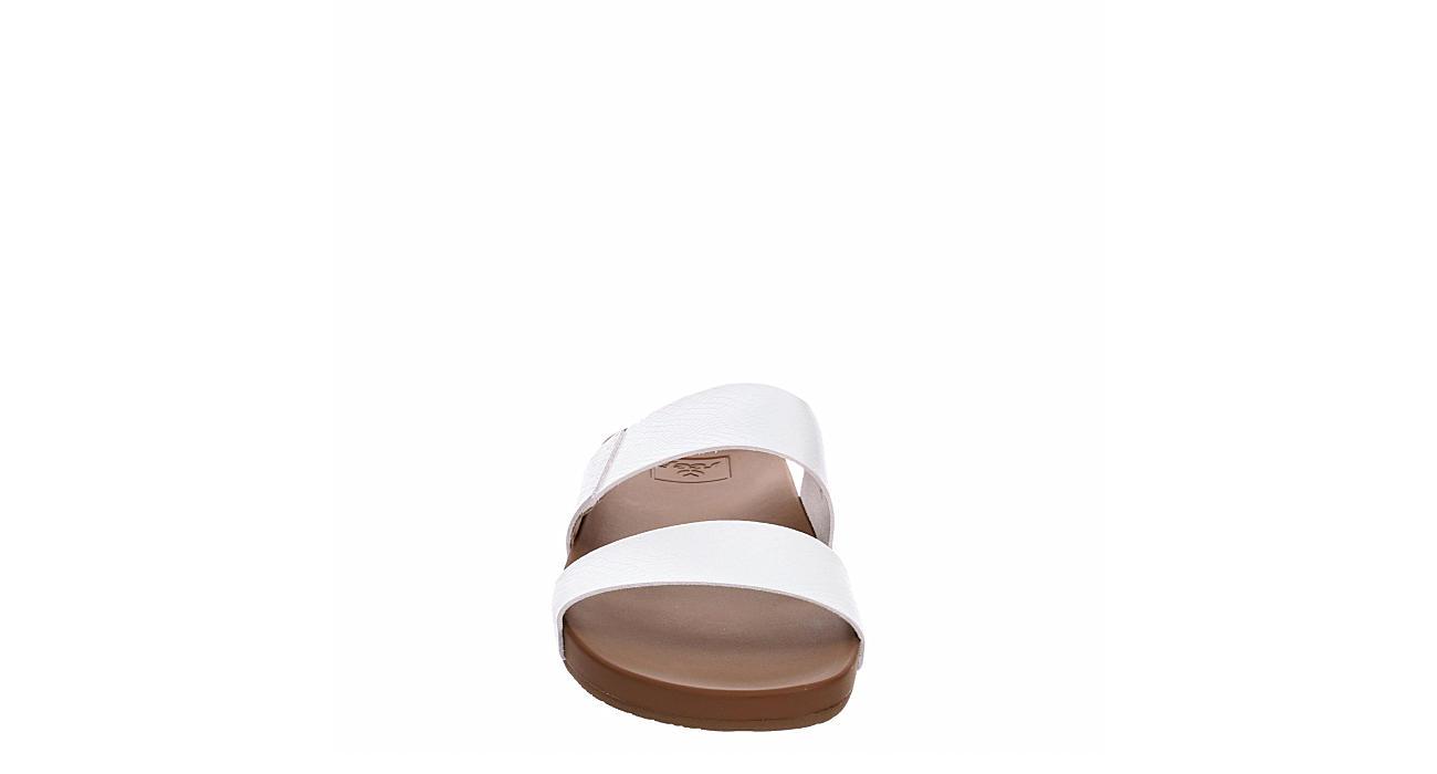 REEF Womens Cushion Bounce Vista - WHITE