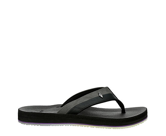 Womens Castaway Flip Flop Sandal