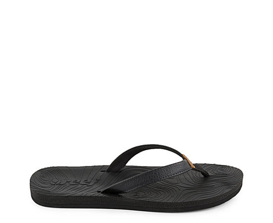 Womens Reef Zen Love Flip Flop Sandal