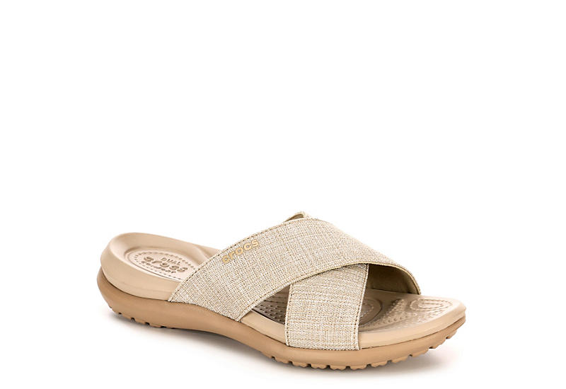Crocs Capri Shimmer Sandales 7uQcf7