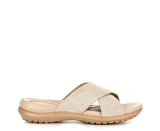 Womens Capri Shimmer Xband Sandal W