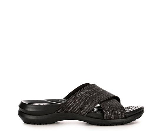 Womens Capri Shimmer Xband Sandal