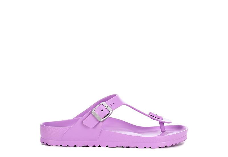 BIRKENSTOCK Womens Gizeh Essentials Flip Flop Sandal - LILAC
