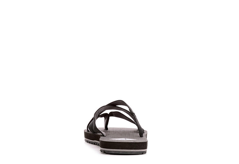 SPERRY Womens Calypso Multi Strap - BLACK