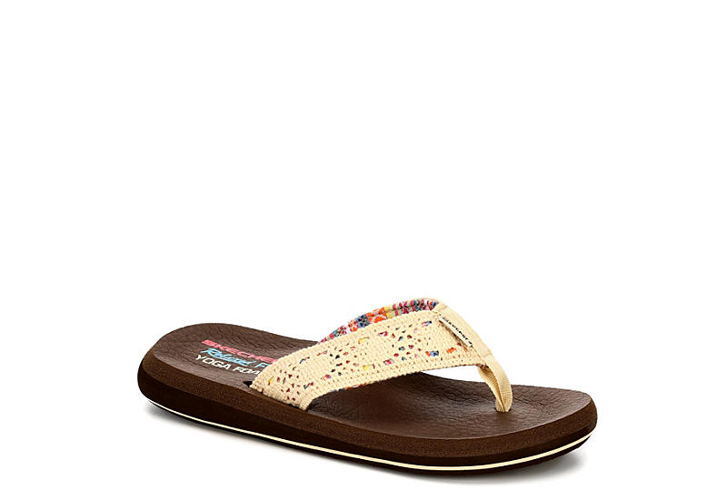 SKECHERS CALI Womens Relaxed Fit - Asana - NATURAL