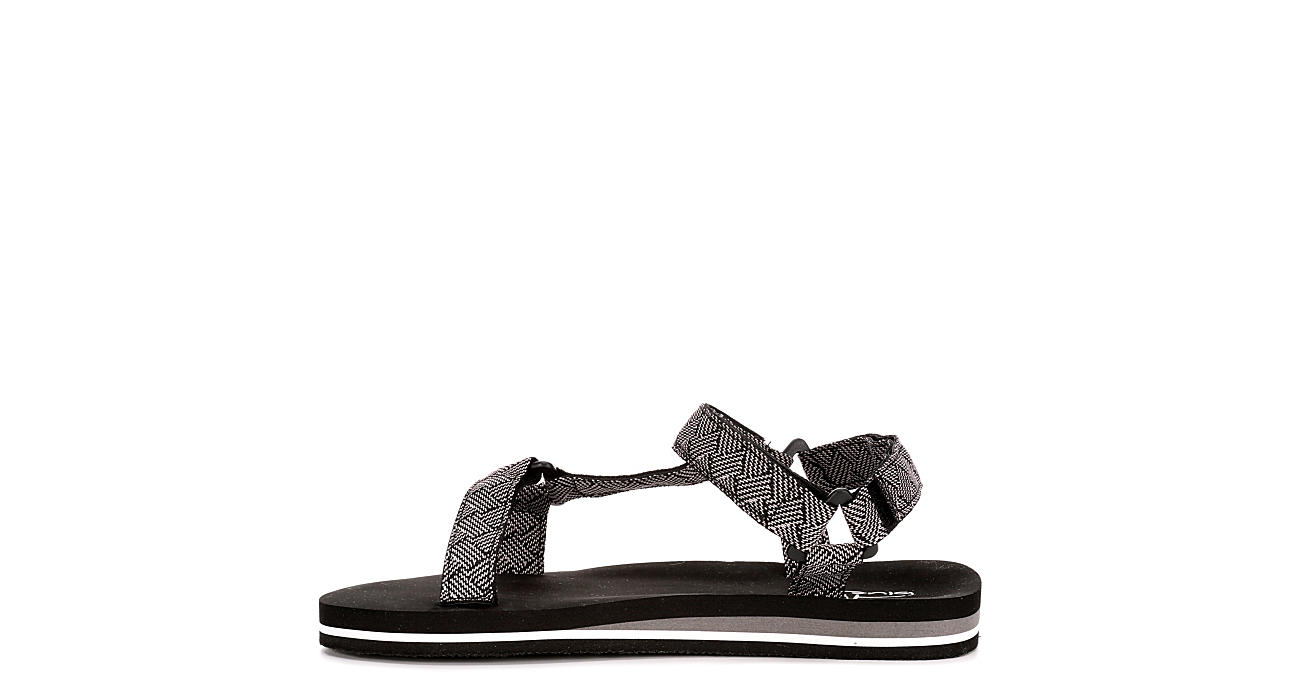 BLUEFIN Womens Larson Outdoor Sandal - BLACK