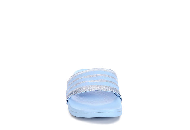 ADIDAS Womens Adilette Comfort - PALE BLUE