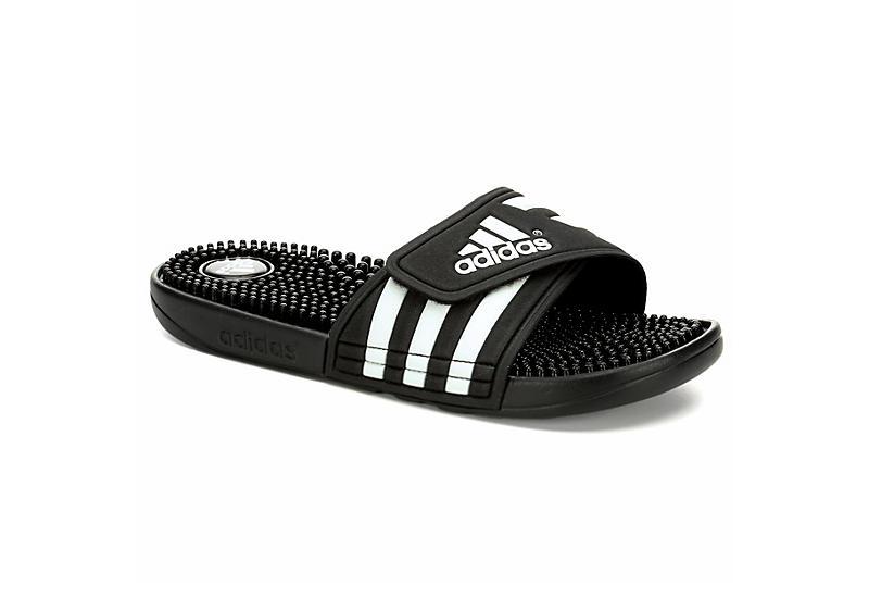 4bd7af91517 Black Adidas Womens Adissage