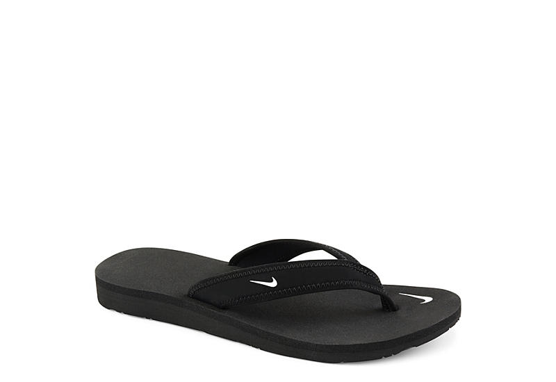 b88d9390efb2 Black Nike Womens Celso Girl Thong