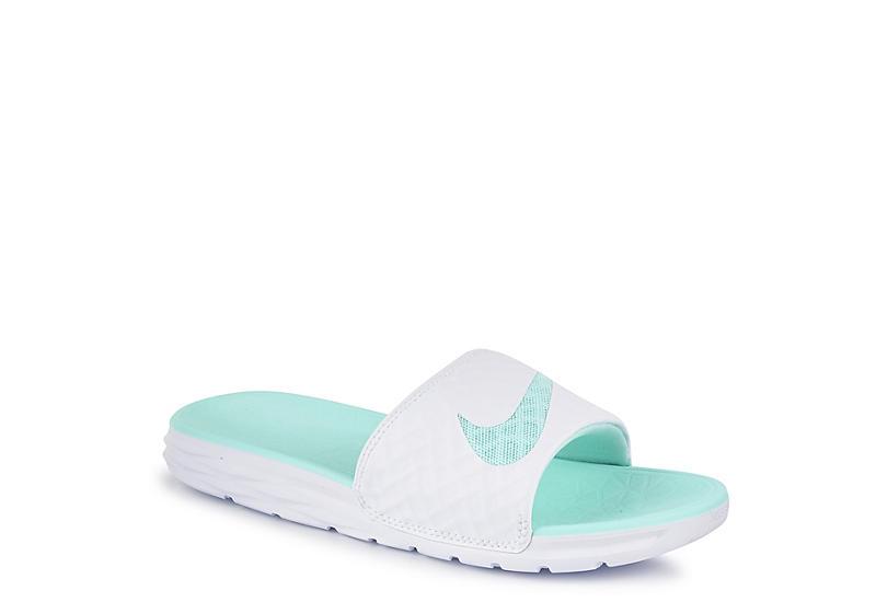 c2f339c6bdaf Nike Womens Benassi Solarsoft.  34.99. WHITE
