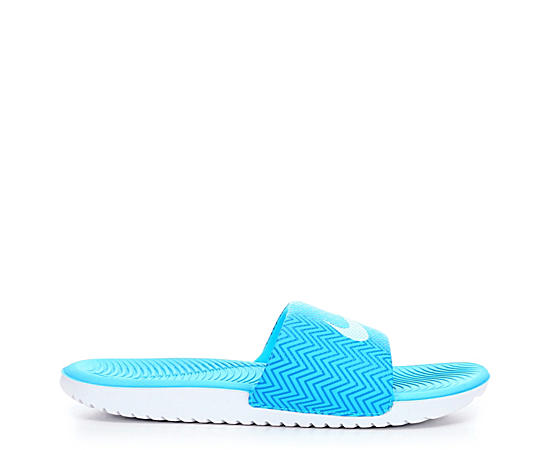 Womens Kawa  Print Slide