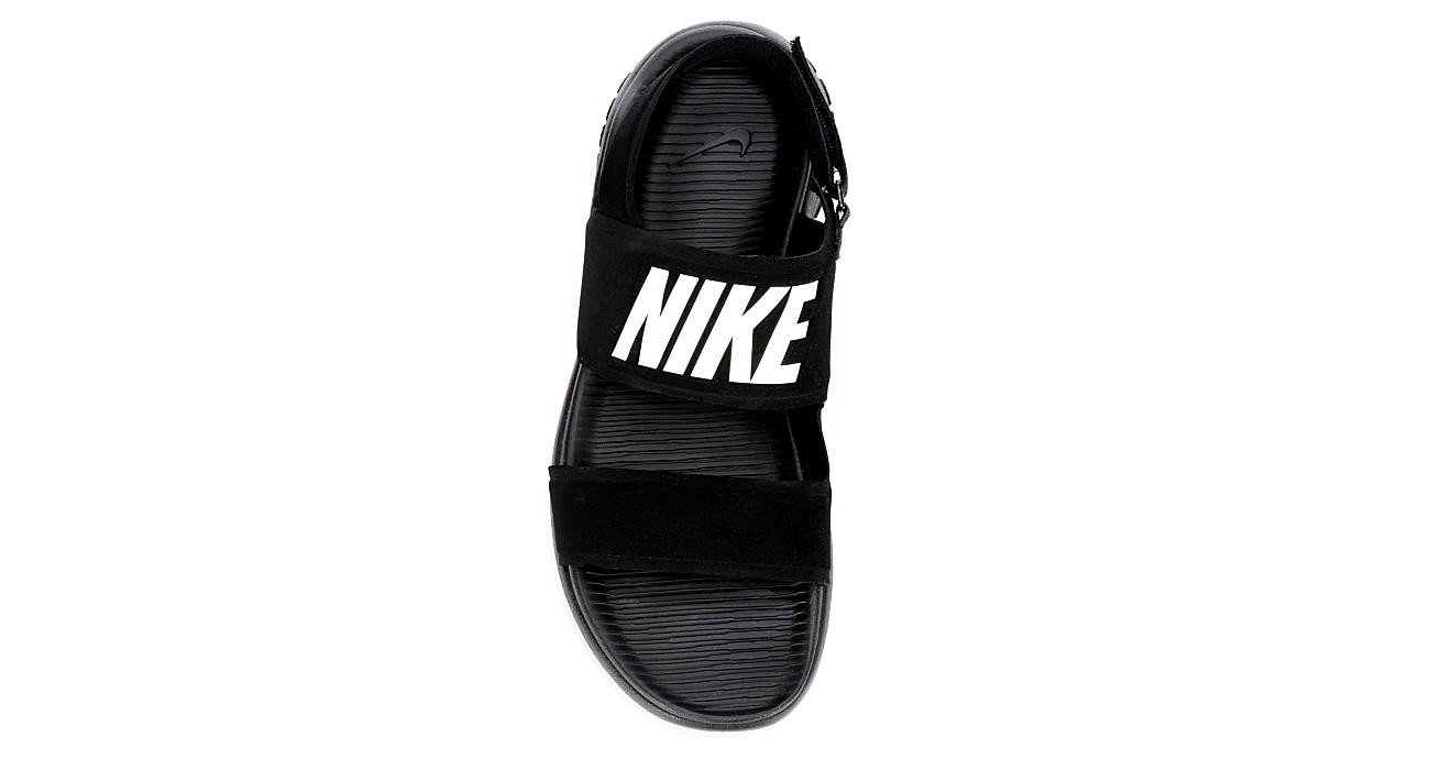 2aba6a4787120 Black Nike Tanjun Women s Sport Sandals