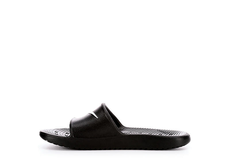 ea0e98de2 Black Nike Kawa Shower Women s Slides