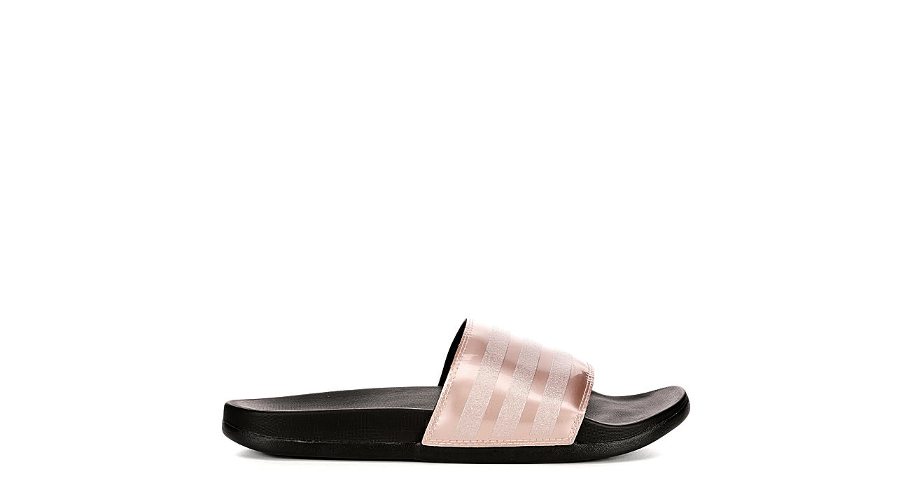 official photos 52806 c0213 Adidas Womens Adilette Comfort - Rose Gold