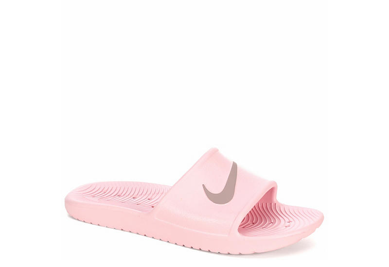 71d01e0837d4 Pale Pink Nike Kawa Shower Women s Slides