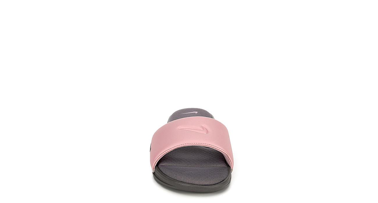 NIKE Womens Ultra Comfort 3 Slide - PINK