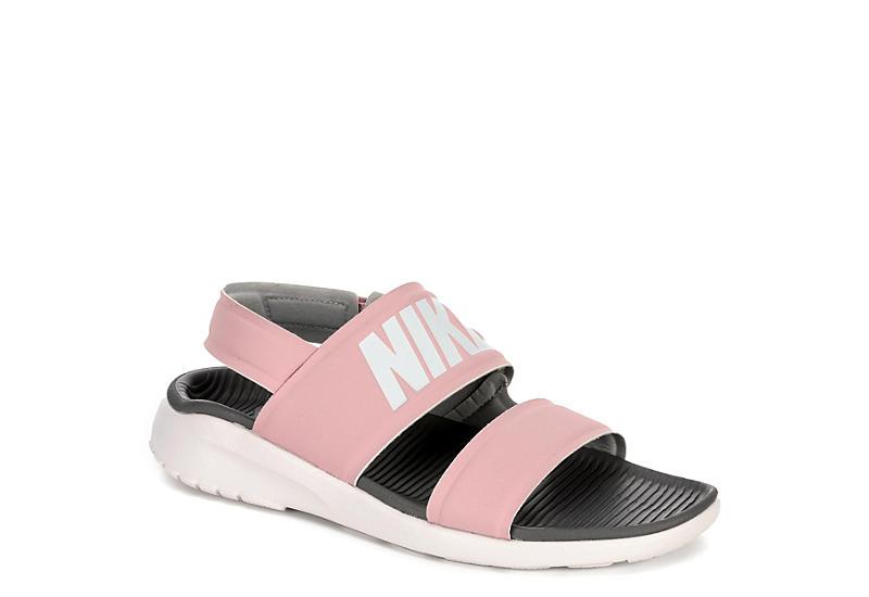 3a46aa492740 Pale Pink Nike Tanjun Women s Sport Sandals