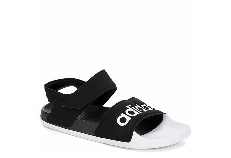 347ef0562 Adidas Womens Adilette Sandal - Black
