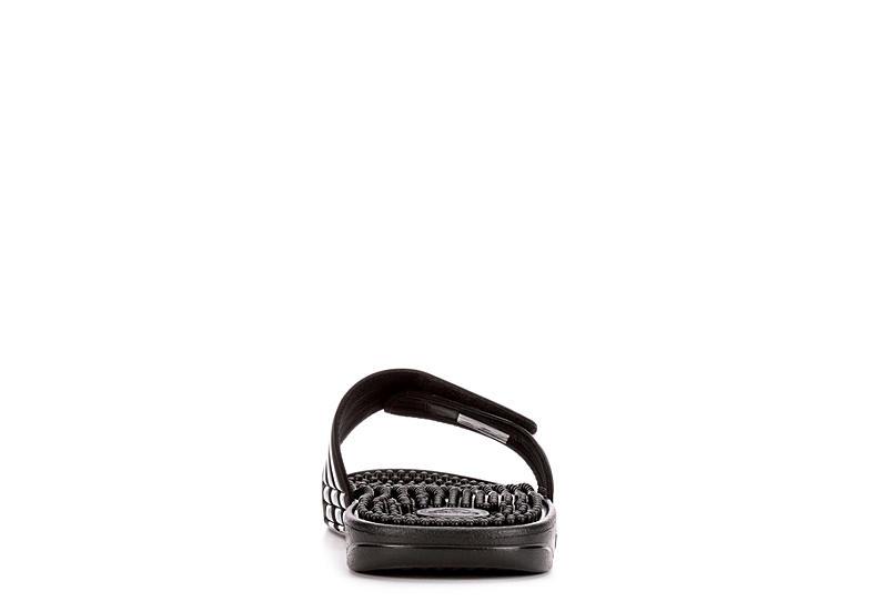 ADIDAS Womens Adissage - BLACK