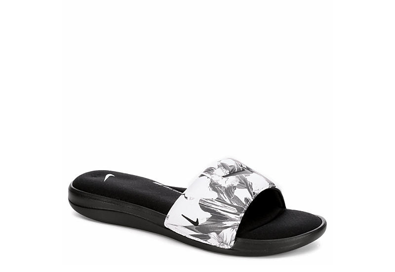 40b14ddb9fa6 Nike Womens Ultra Comfort 3 Slide - Black