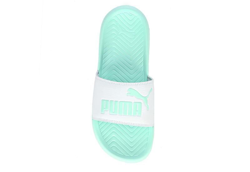 PUMA Womens Popcat - WHITE