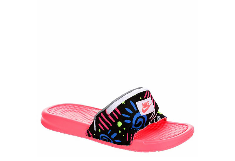 gran descuento para calidad de marca diversificado en envases Pink Nike Womens Benassi Jdi Fanny Pack | Sandals | Rack Room Shoes