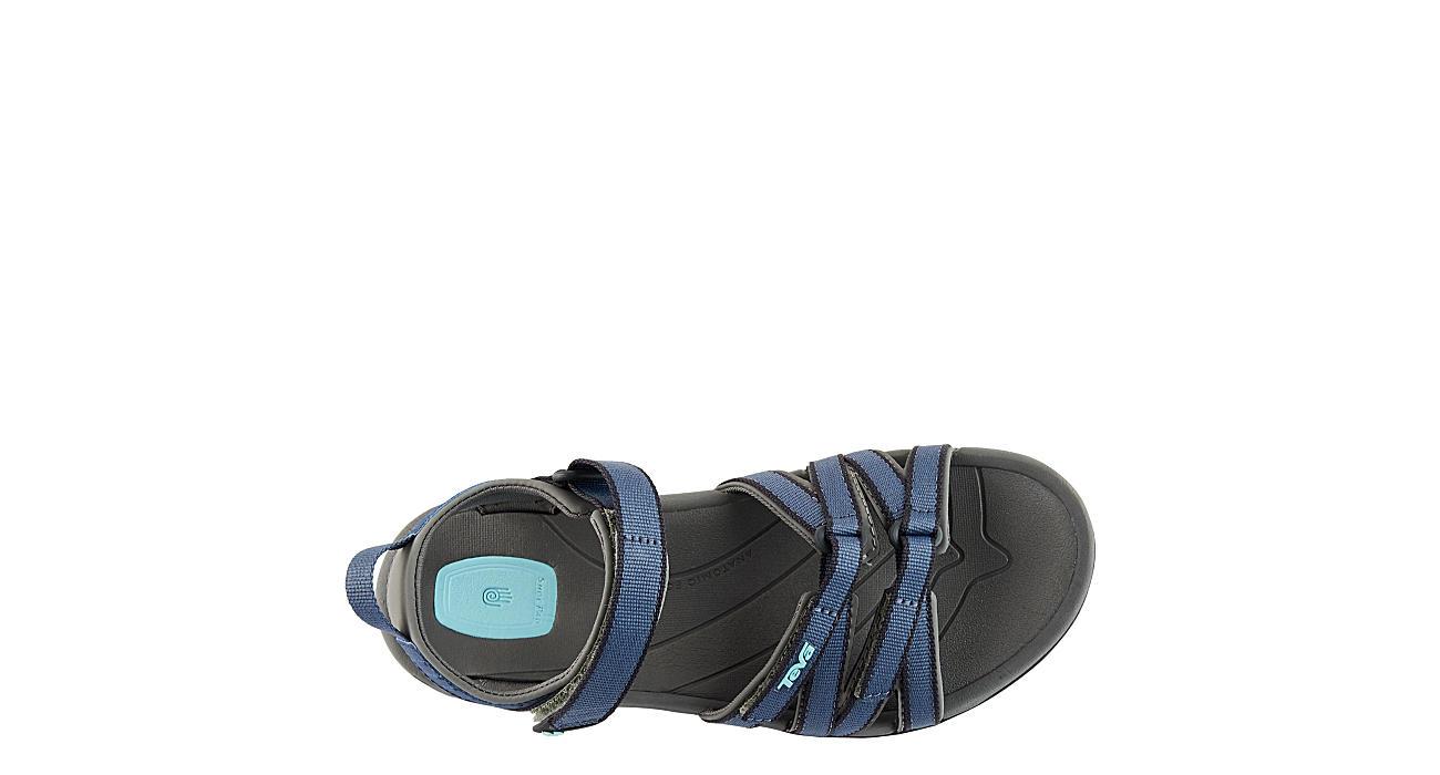 TEVA Womens Tirra Outdoor Sandal - BLUE