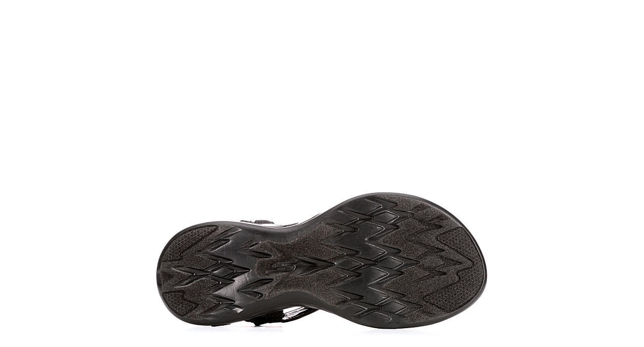 SKECHERS Womens Brilliancy Outdoor Sandal - BLACK