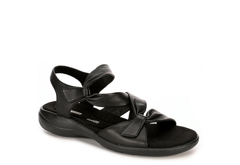 f02efceb1 Clarks Womens Saylie Moon Wides Available - Black