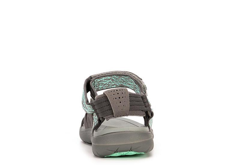 TEVA Womens Sanborn Sandal - GREY