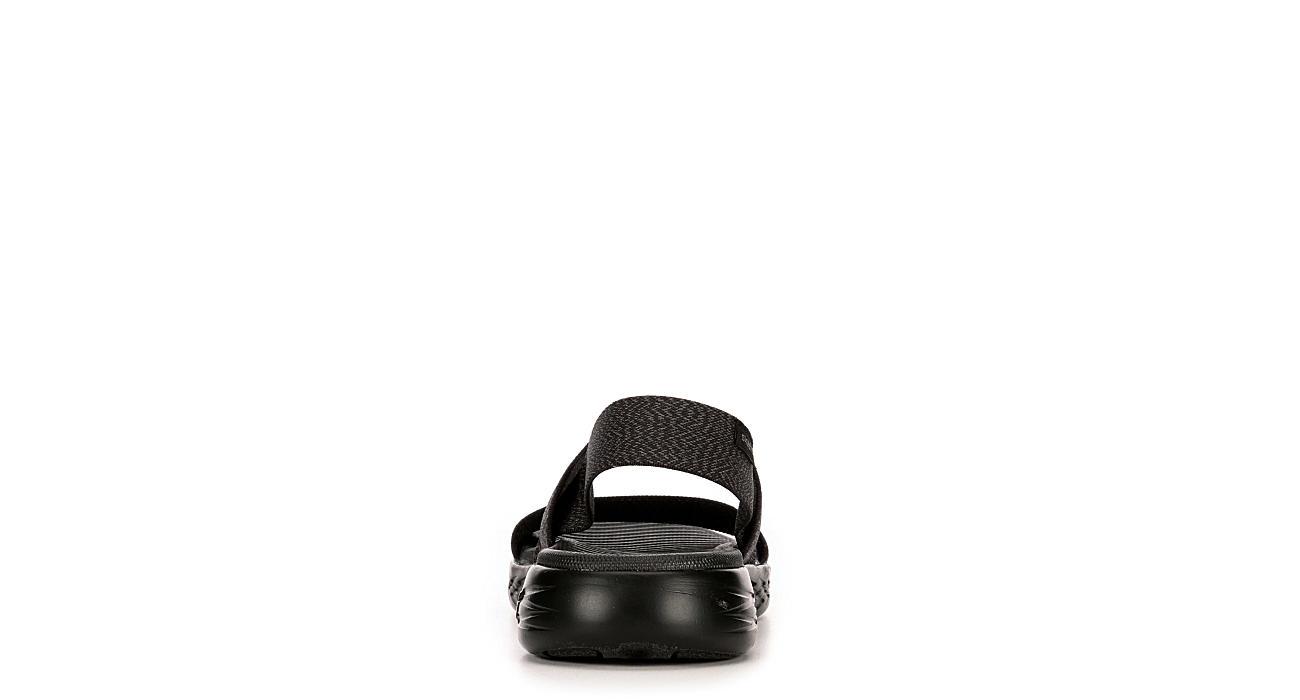 SKECHERS Womens Ideal Sandal - BLACK