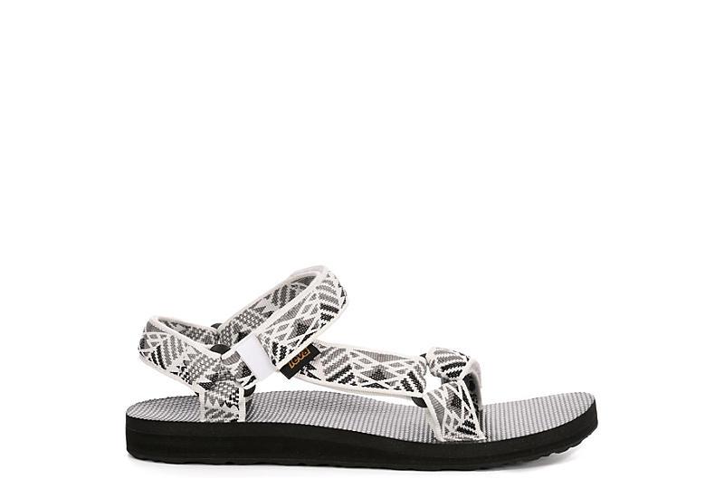 TEVA Womens Original Universal Outdoor Sandal - WHITE