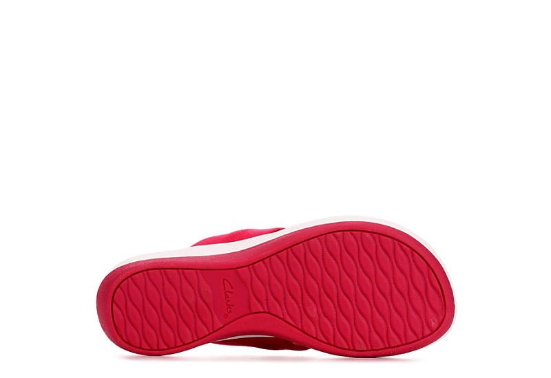 CLARKS Womens Arla Glison - PINK