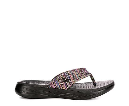 Womens Shine Flip Flop Sandal