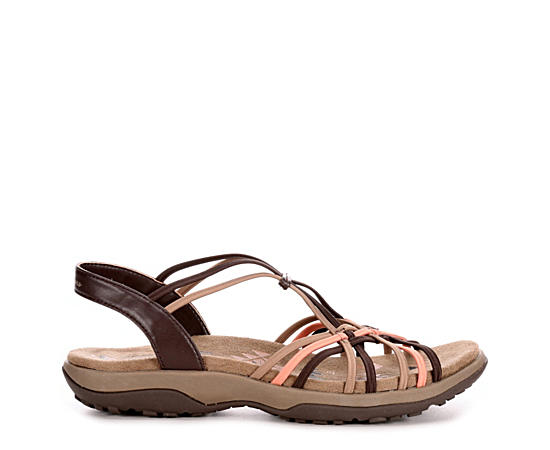 Womens Spliced Outdoor Sandal
