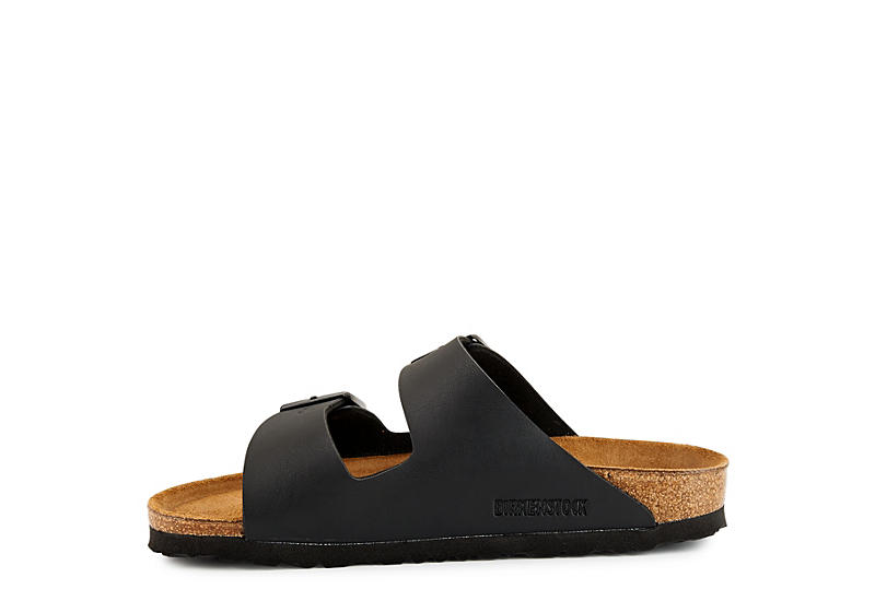 BIRKENSTOCK Womens Arizona Footbed Sandal - BLACK