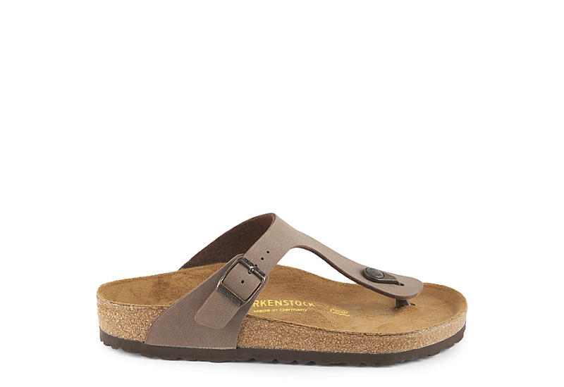 BIRKENSTOCK Womens Gizeh - BROWN