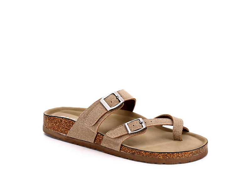 1b932b09304 Taupe Madden Girl Womens Bryceee | Sandals | Rack Room Shoes