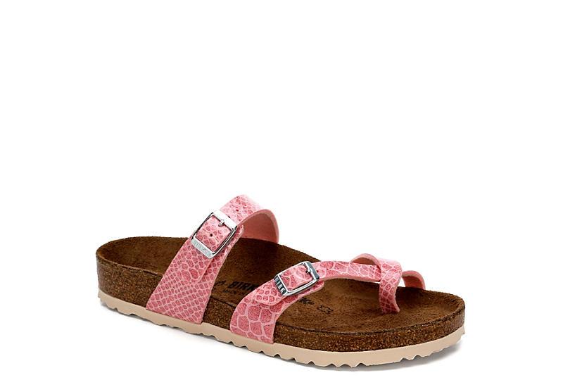 d11a82281f1 Birkenstock Womens Mayari - Pink