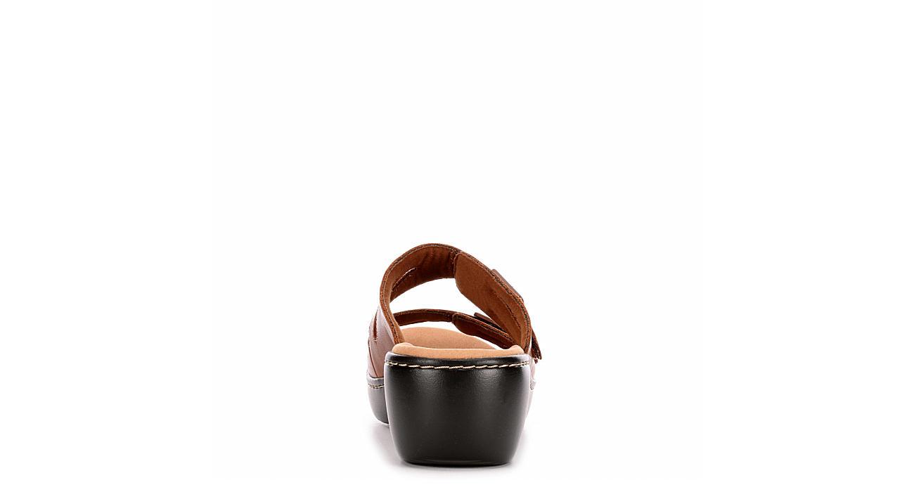 5f6267a7e51 Leather Clarks Delana Liri Women s Sandals