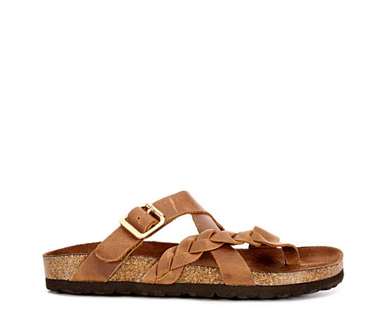 Womens Hansen Footbed Sandal