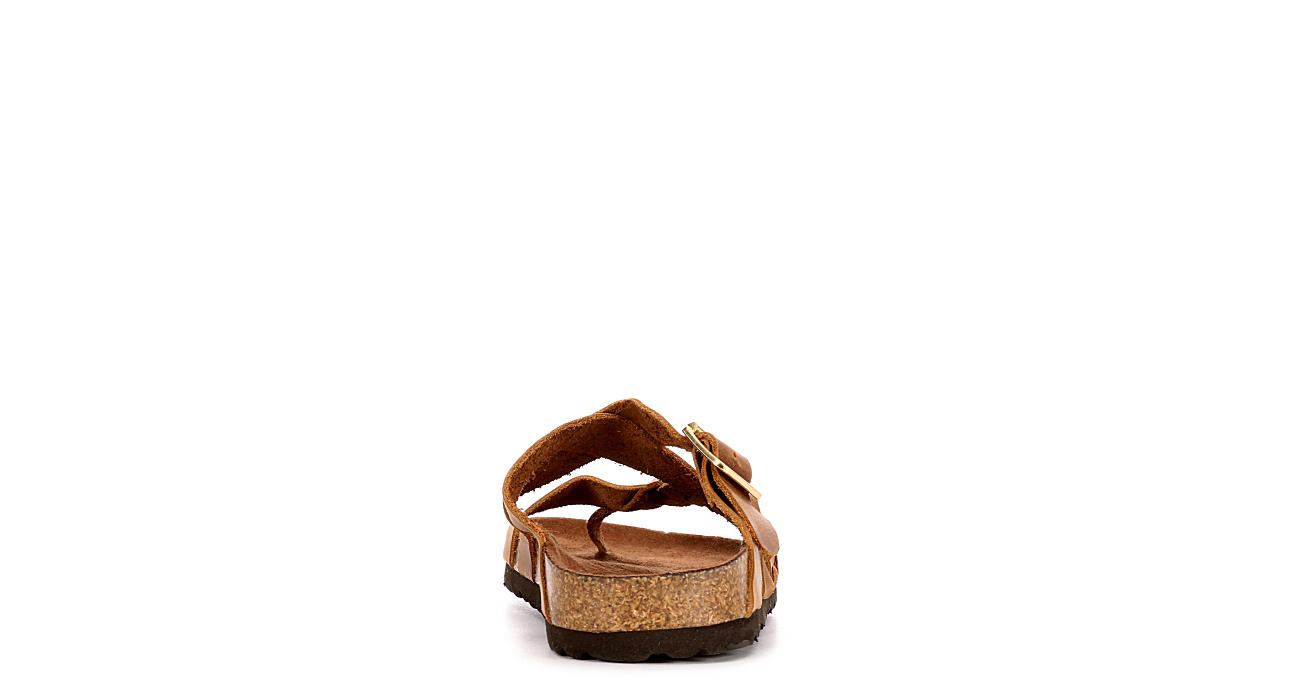 WHITE MOUNTAIN Womens Hansen - COGNAC