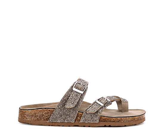 Womens Bryceee Footbed Sandal