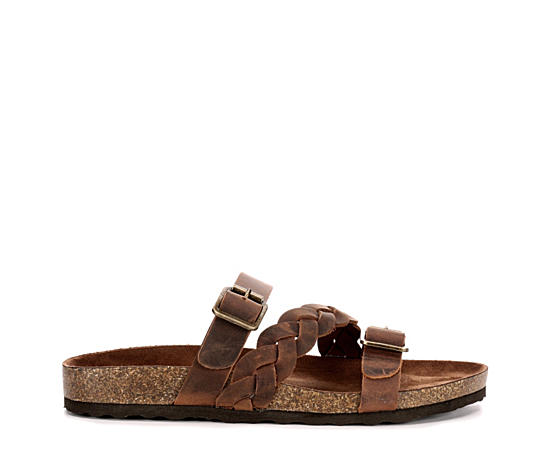 Womens Huntington Footbed Sandal