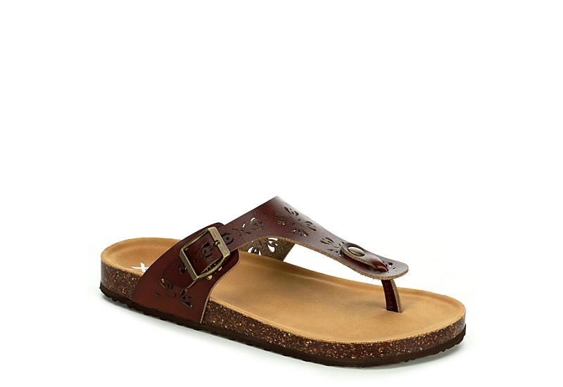 XAPPEAL Womens Alessia - BROWN