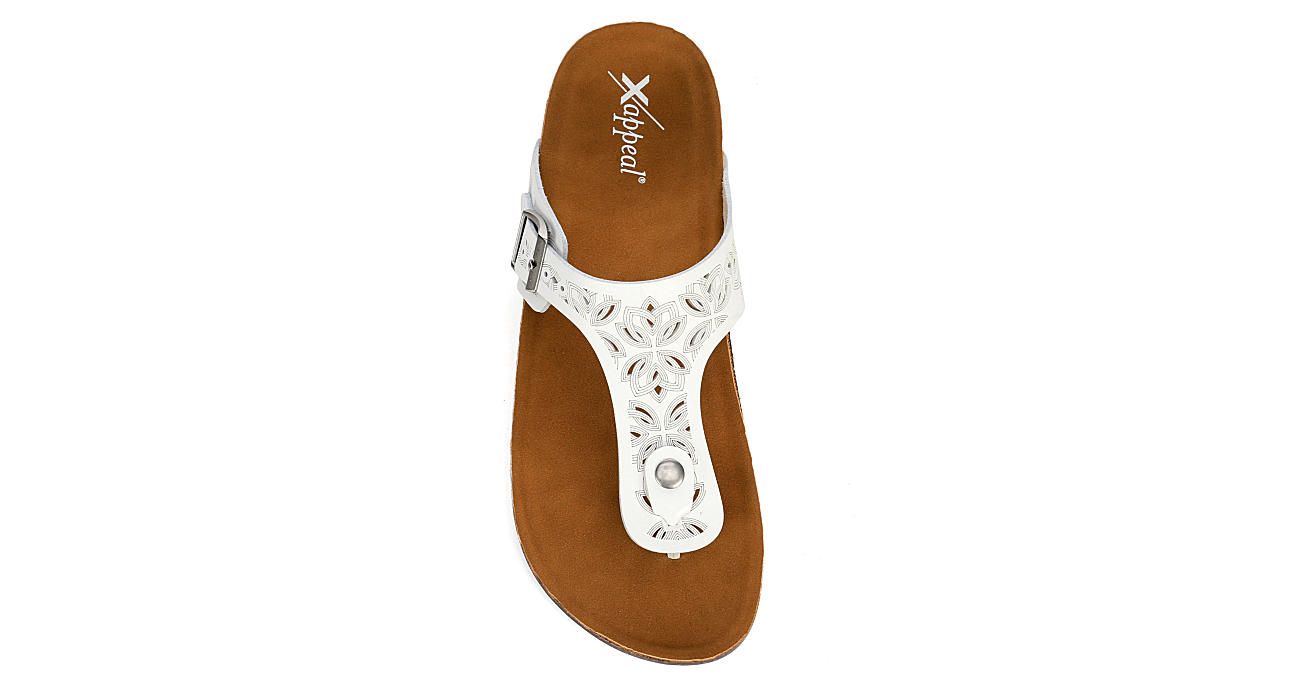 XAPPEAL Womens Blakeley - WHITE